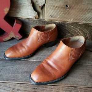 Ariat Sonora 16428 Western Ankle Boots 6